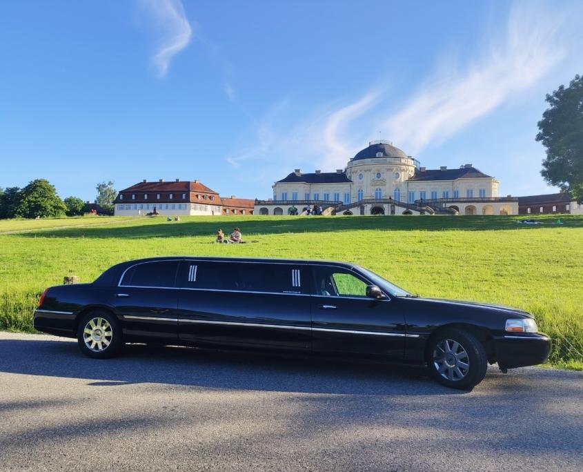 Hochzeit Limousine mieten in Vaihingen