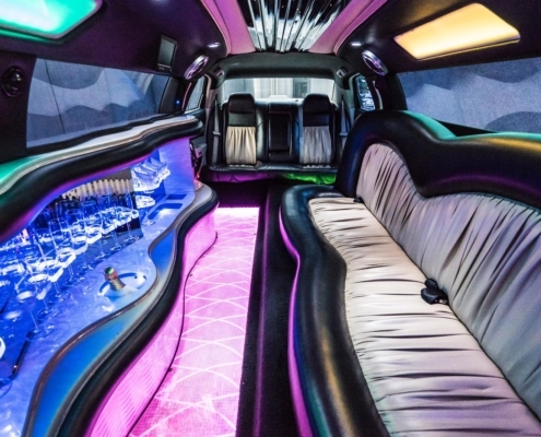 Lux-Limos Chrysler Stretchlimousine